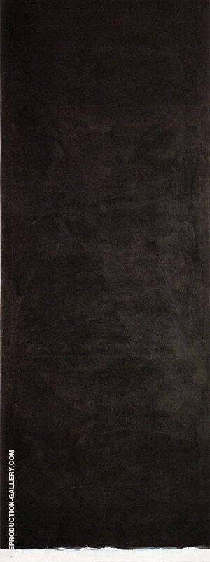 Prometheus Bound 1952 By Barnett Newman