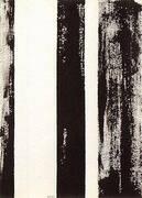 No 65 Untitled 1960 By Barnett Newman