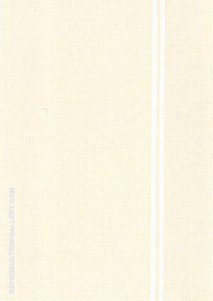 Ninth Station 1964 By Barnett Newman