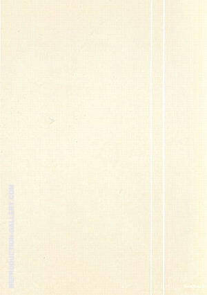 Eleventh Station 1965 By Barnett Newman