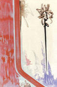 11 Untitled 1945 By Barnett Newman