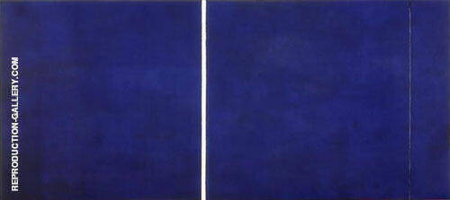 Cathedra 1951 By Barnett Newman