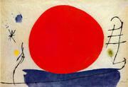 Sole Russo 1967 By Joan Miro
