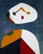 Portrait 1938 Retrato By Joan Miro