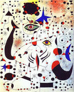 Constellations By Joan Miro