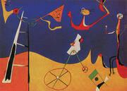 Circus 1934 By Joan Miro