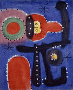 Painting 1954 By Joan Miro