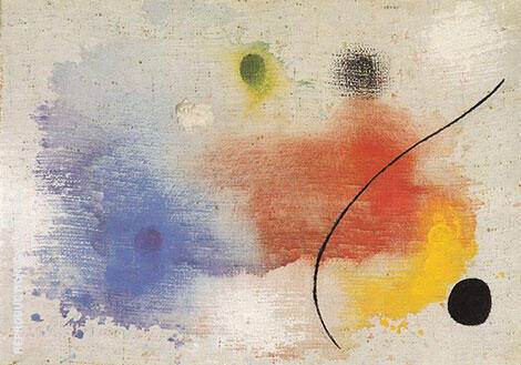Painting III 1965 By Joan Miro - Oil Paintings & Art Reproductions - Reproduction Gallery