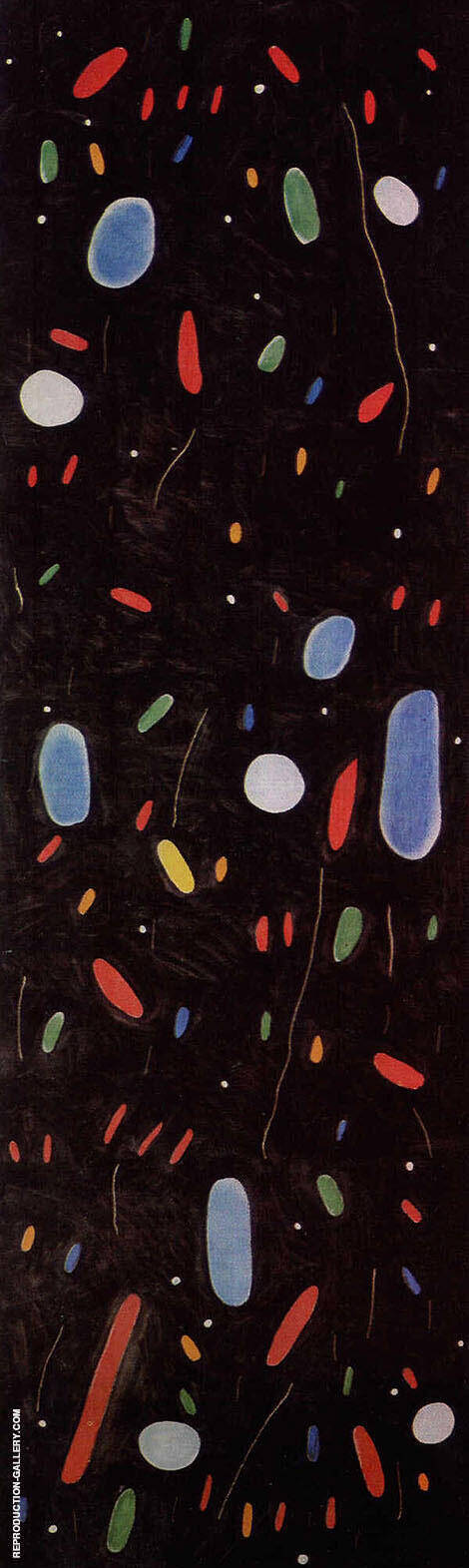 The Song of the Vowels 1966 By Joan Miro