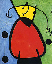 The Birth of Day 1968 By Joan Miro