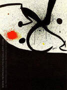 Bird Insect Constellation 1974 By Joan Miro