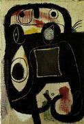 Woman 1976 By Joan Miro