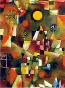 Der Volland 1919 By Paul Klee