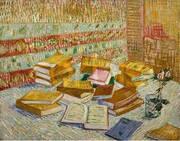 Parisian Novels Yellow Books 1887 By Vincent van Gogh