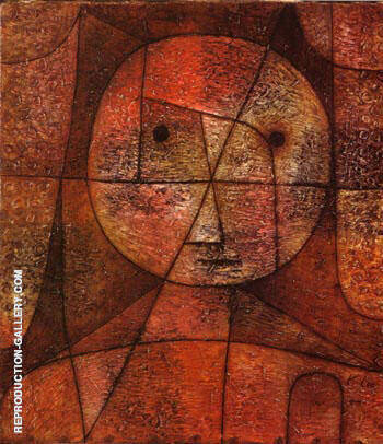 Dawn One 1935 By Paul Klee - Oil Paintings & Art Reproductions - Reproduction Gallery