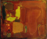 Untitled 1948 By Mark Rothko (Inspired By)