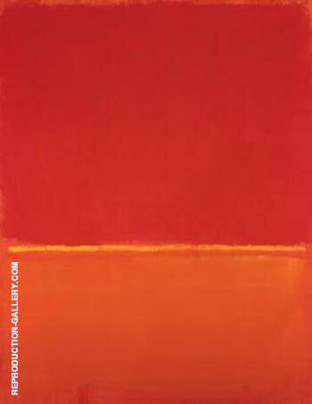 Untitled 1969 By Mark Rothko