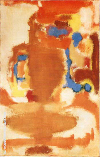 Untitled 1948 Painting By Mark Rothko - Reproduction Gallery