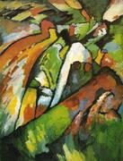 Improvisation VII 1910 By Wassily Kandinsky