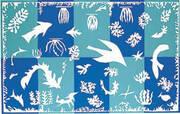 Polynesia The Sea By Henri Matisse