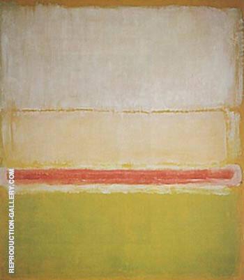 No 2 7 2 1951 By Mark Rothko