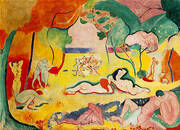 The Joy of Life 1905 By Henri Matisse