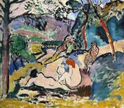 Pastoral 1906 By Henri Matisse