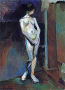 Standing Nude 1906 By Henri Matisse