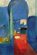 The Casbah Gate 1912 By Henri Matisse