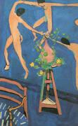 Nasturtiums with Dance II 1912 By Henri Matisse