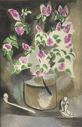 Branch of Lilacs 1914 By Henri Matisse
