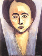 Portrait of Sarah Stein 1916 By Henri Matisse