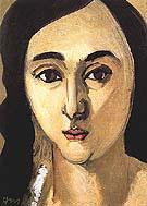 Laurette 1916 By Henri Matisse