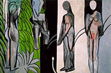 Bathers by a River 1916 By Henri Matisse
