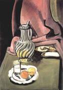 The Pewter Jug 1917 By Henri Matisse