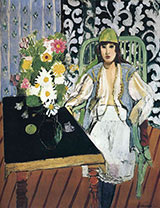 The Black Table 1919 By Henri Matisse