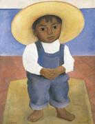 Retrato de Igancio Sanchez By Diego Rivera