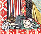 Odalisque with Gray Culottes 1926 By Henri Matisse
