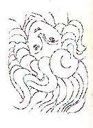 Hair Poesies de Mallarme 1932 By Henri Matisse