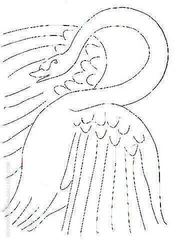 The Swan Poesies de Mallarme 1932 By Henri Matisse