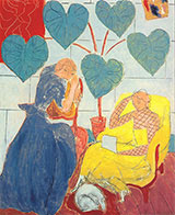 The Conservatory 1938 By Henri Matisse