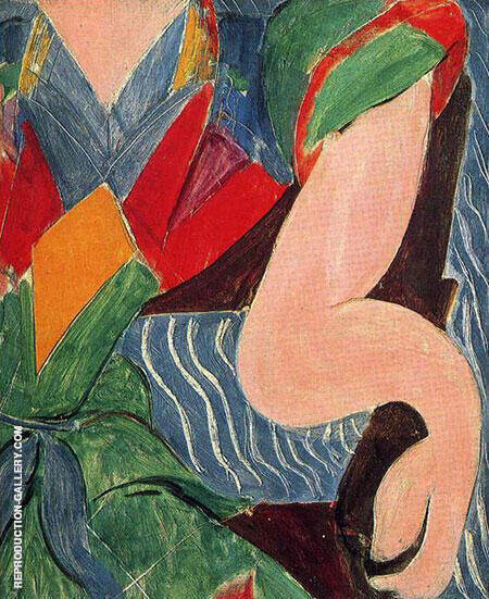 The Arm 1938 Painting By Henri Matisse - Reproduction Gallery