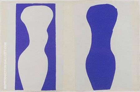 Forme 1947 By Henri Matisse