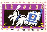 Pierrot's Funeral 1947 By Henri Matisse