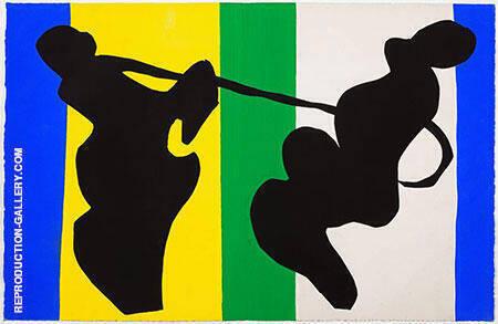 The Cowboy 1947 By Henri Matisse