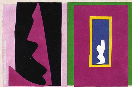 Destiny 1947 By Henri Matisse
