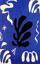 Composition 1951 By Henri Matisse