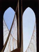 Brooklyn Bridge 1949 By Georgia O'Keeffe