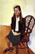 Nancy 1981 By Alice Neel