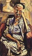 The Baron's Aunt 1959 By Alice Neel